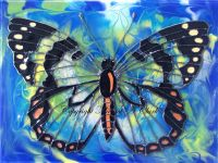 #104 - Fused Glass Butterfly Fusion E-Packet